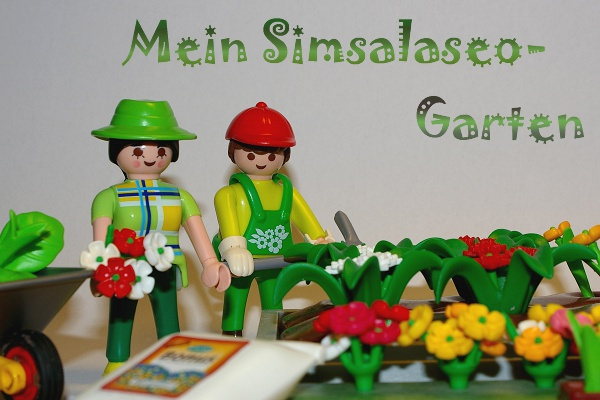 Mein Simsalaseo Garten
